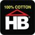 HB 100% Cotton